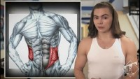 Как легко сжечь жир и заставить мышцы живота расти (2010/ Фитнесс/Умный пресс тренинг)