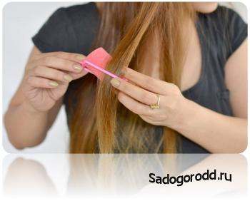 Как выпрямить волосы самостоятельно в домашних условиях